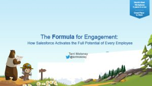 The Formula for Engagement: How Salesforce Activates the Full P